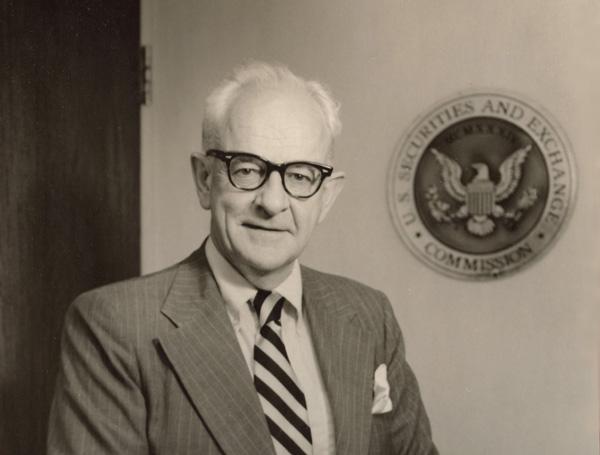 SEC Commissioner, James C. Sargent