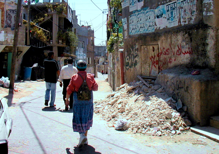 A Bit of Rubble - Hebron.jpg