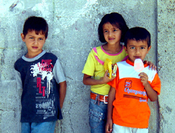 Palestine Children