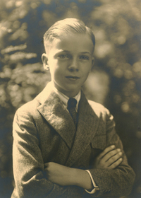 Frank Seiberling Jr in the 1920s